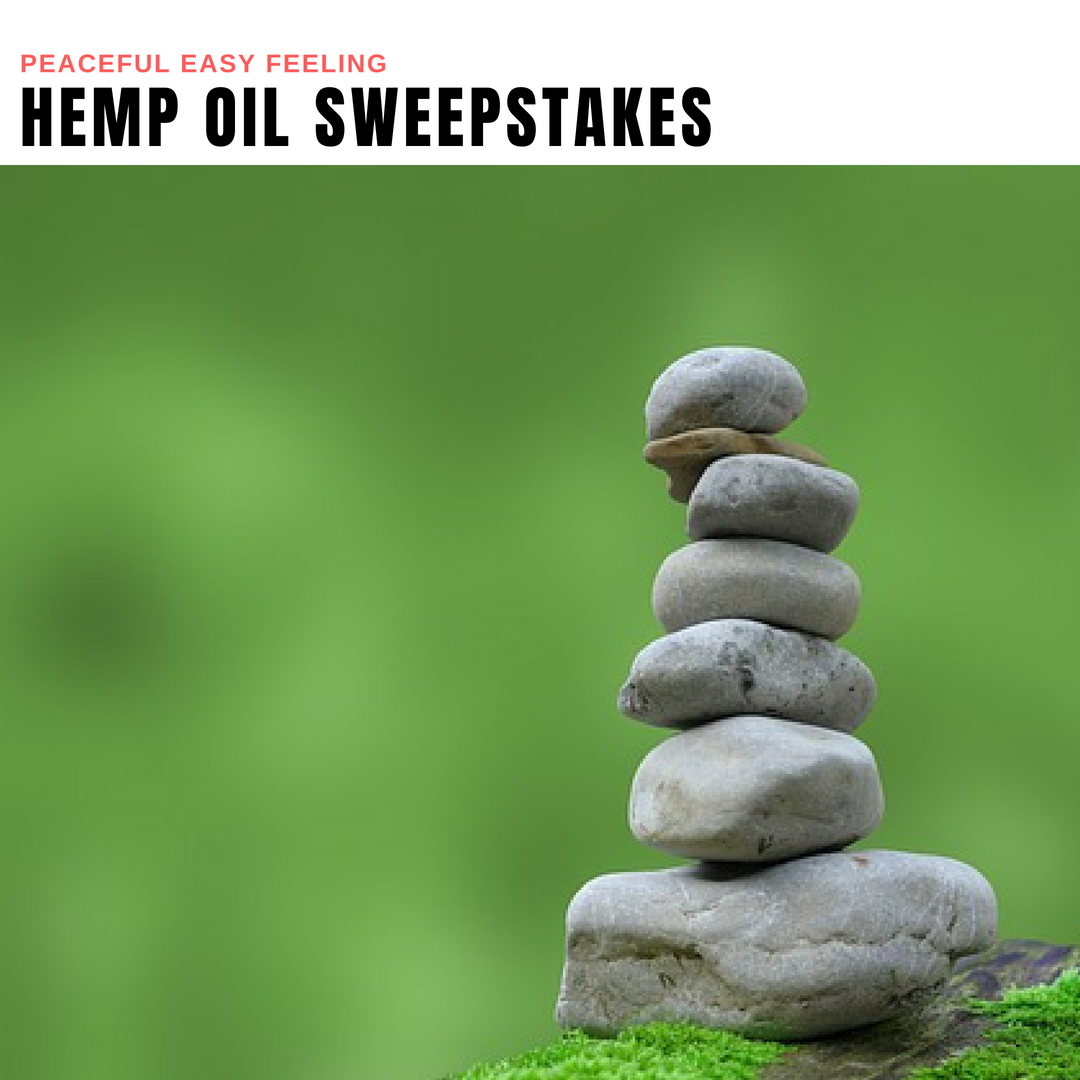 Hemp Oil Sweepstakes | Prizewise