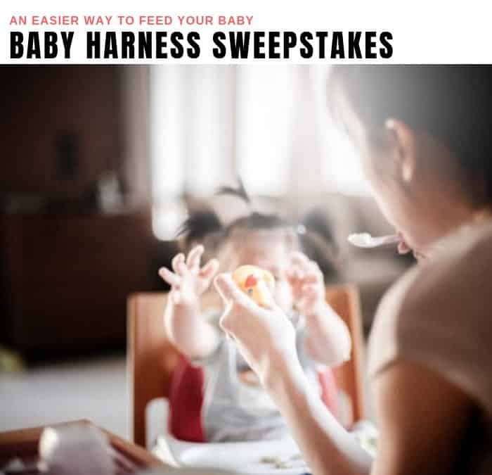 Baby Harness Sweepstakes