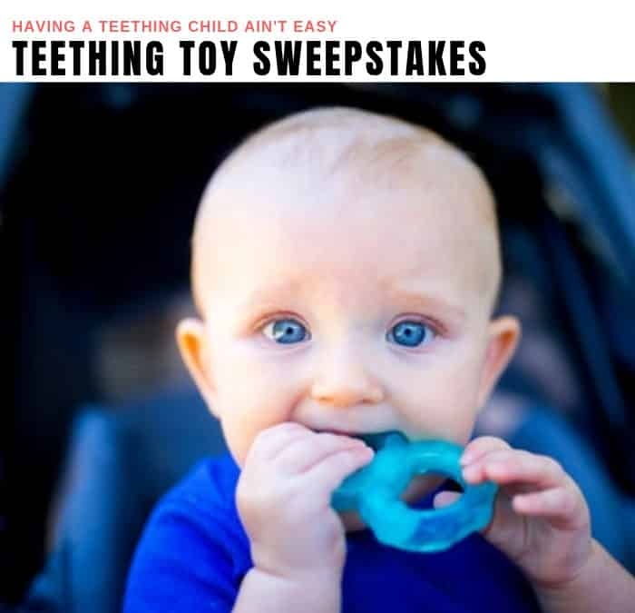 Teething Toy Sweepstakes