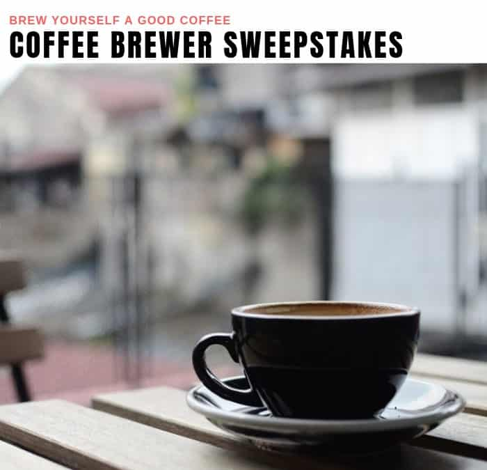 Pod Brewer Sweepstakes