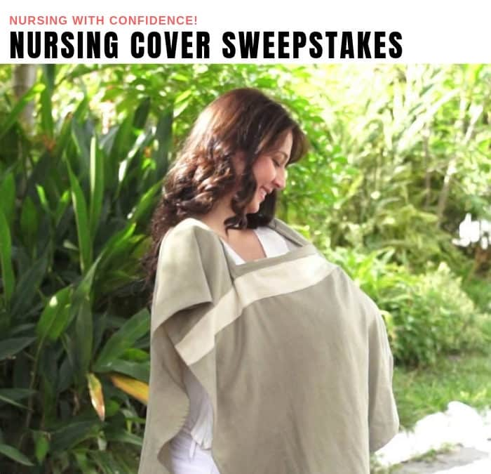 Nursing Cover Sweepstakes