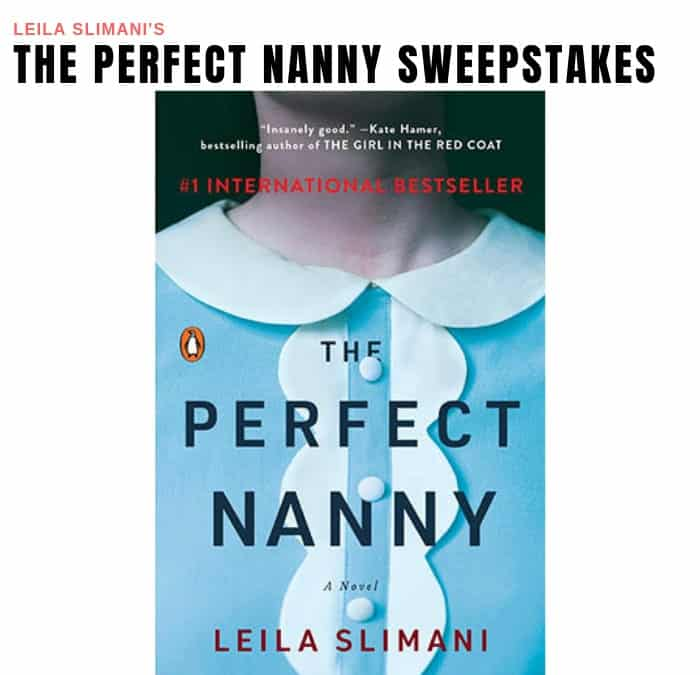 The Perfect Nanny Sweepstakes