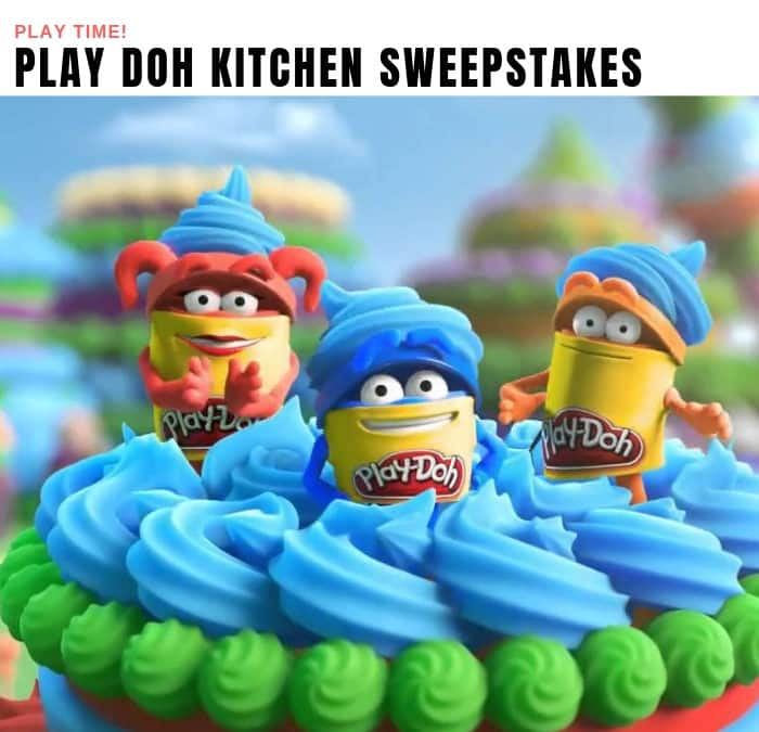 Play Doh Kitchen Sweepstakes