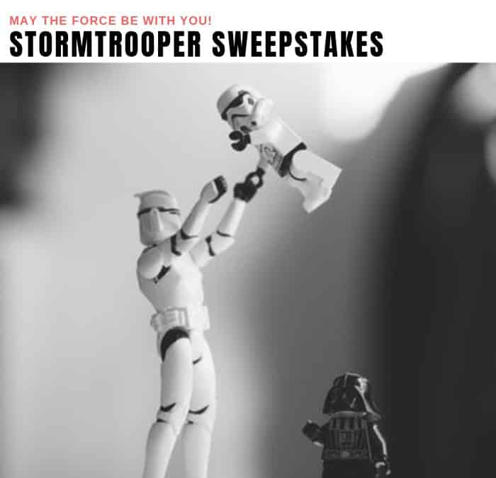 Stormtrooper Sweepstakes