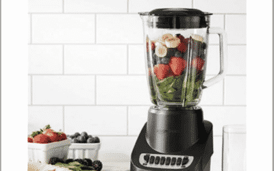 Amazon Basics Blender Giveaway