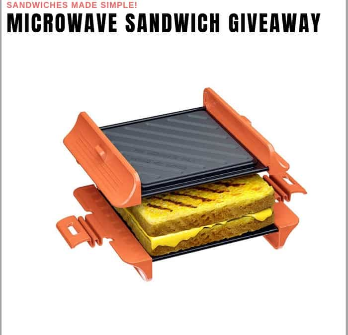 Microwave Sandwich Maker Sweepstakes