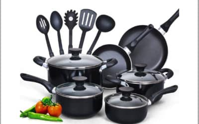 Cook n Home 15-Piece Cookware Set Sweepstakes