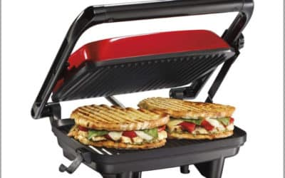 Hamilton Beach Gourmet Panini Press Sweepstakes