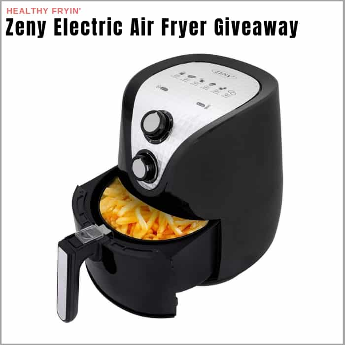 Zeny Electric Air Fryer Sweepstakes | Prizewise