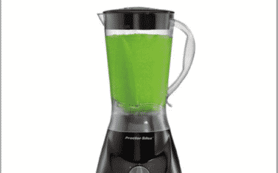 The Proctor Silex 2-Speed Blender Sweepstakes