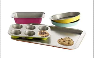 Gibson Home 5-Piece Bakeware Set Sweepstakes