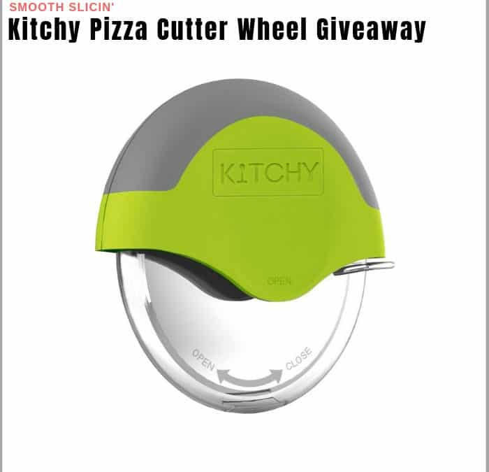 Kitchy Pizza Cutter Wheel Sweepstakes